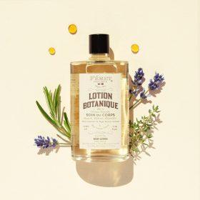 Lotion botanique, soin du corps (100mL)