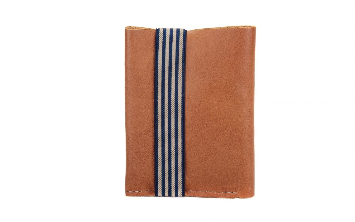 Porte-cartes cuir de vachette MIF