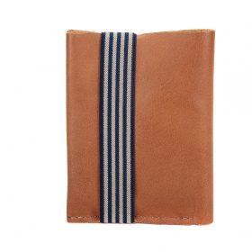 Porte-cartes en cuir <br /> (plusieurs coloris disponibles)