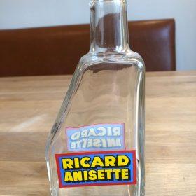 Pichet d'eau Ricard vintage