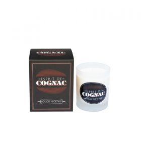 Bougie senteur de France «Cognac»