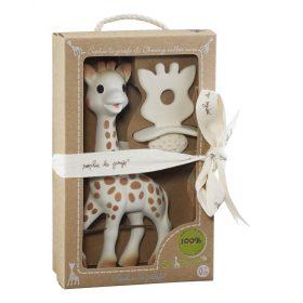 Coffret Sophie la girafe et son anneau de dentition