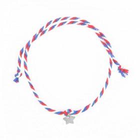 Bracelet «French grigri» Argenté